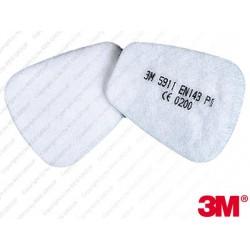 FILTRY PRZECIWPYŁOWE - 3M-FI-5000-P1